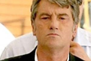 Ющенко принял участие в паломничестве в Зарванице