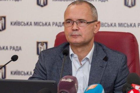 Кличко звільнив першого заступника голови КМДА Пліса