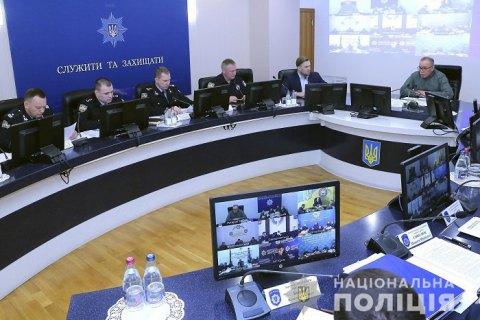 Полиция перешла на усиленный режим работы перед выборами
