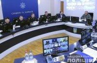 Поліція перейшла на посилений режим роботи перед виборами