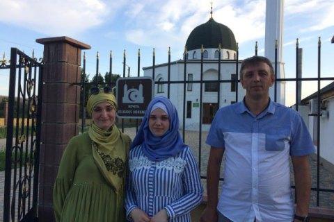 Крымскотатарскую активистку Гульсум Алиеву задержали на въезде в Крым