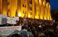 Глава МВС Грузії відмовився йти у відставку до кінця розслідування заворушень у Тбілісі
