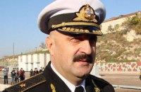 Янукович назначил командующего ВМС