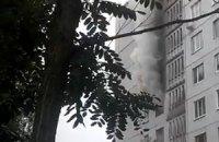 В Харькове взорвался жилой дом