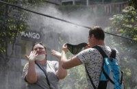 В понедельник в Киеве прогнозируют жару до +32 градусов