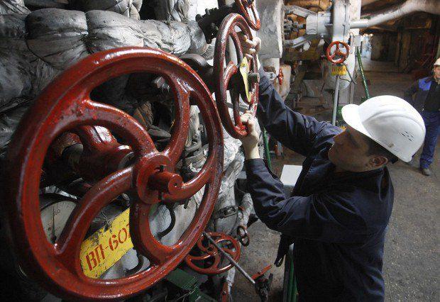 Украина все меньше зависит от внешних поставок энергоносителей