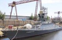 Россия проведет в Черном море испытания нового корабля с крылатыми ракетами