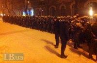 Милиция начала штурмовать блокпосты митингующих