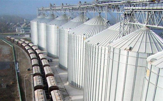 Світловодський зерно-перевантажувальний річковий термінал