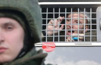 В России полиция прямо с лекции забрала студента за поддержку Навального