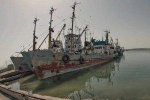 Мінінфраструктури посилило охорону Бердянського морського порту