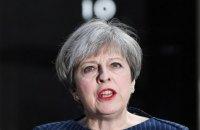 Премьер-министр Великобритании объявила досрочные выборы