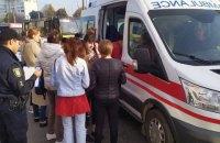 У Львові в ДТП з двома маршрутками постраждали 10 осіб