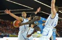 Украина потерпела фиаско на баскетбольном ЧМ