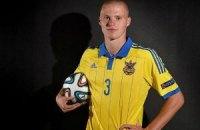 Дебют Бурды за сборную Украины откладывается