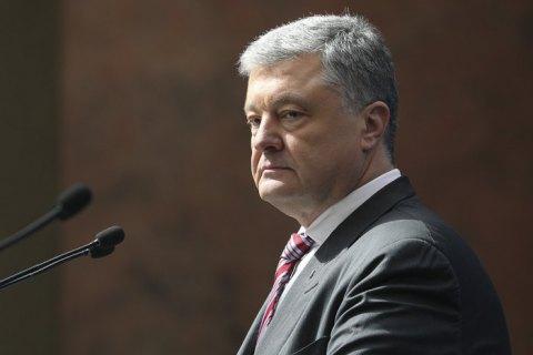 Штаб Порошенко попросил отложить на час официальные теледебаты