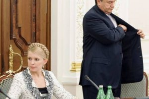Северинсен: Янукович боится Тимошенко