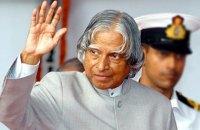 Умер экс-президент Индии