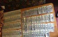 Кавказцы поставляли фальшивые доллары из Крыма