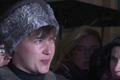 Савченко підтвердила зустріч із Захарченком і Плотницьким
