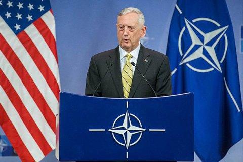 Глава Пентагона назвал угрозы от России и Китая серьезнее терроризма