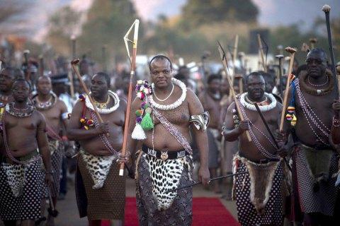 Король Свазіленду вирішив перейменувати країну