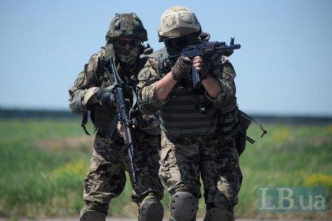 Бойовики намагалися прорвати оборону сил АТО біля Маріуполя