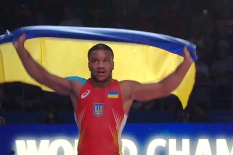 Депутат Верховної Ради став чемпіоном світу з боротьби