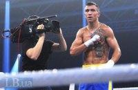 Ломаченко готується до бою з Расселом