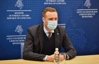 Глава МЗС Литви: Росія показала себе як країна, що підтримує тероризм