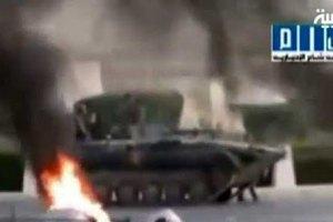 Сирийская армия начала мощный артобстрел Хомса