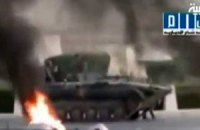 Сирийская армия ведет бои с повстанцами в пригородах Дамаска