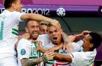 Португалия дожимает Данию