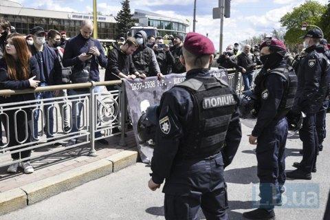 Полиция открыла 17 уголовных производств за распространение запрещенной символики 9 мая