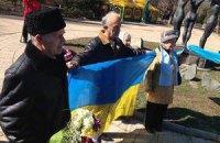 У Сімферополі затримали трьох осіб на мітингу пам'яті Шевченка (оновлено)