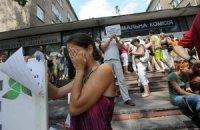 Підсумки тестування з української мови виявилися гнітючими