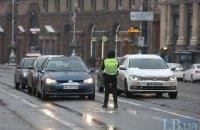 Через акцію ФОПів частково перекрили рух у центрі Києва (оновлено)