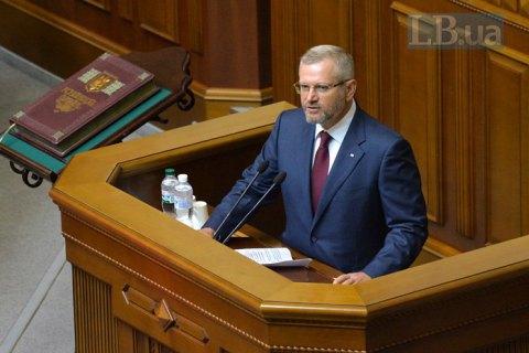 """Оппозиционный блок призывает парламент отложить законопроект о """"легализации рейдерства храмов"""", - Вилкул"""
