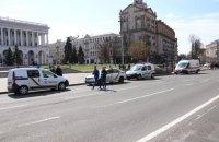 В полицию сообщили о заминировании 8 объектов в центре Киева (обновлено)