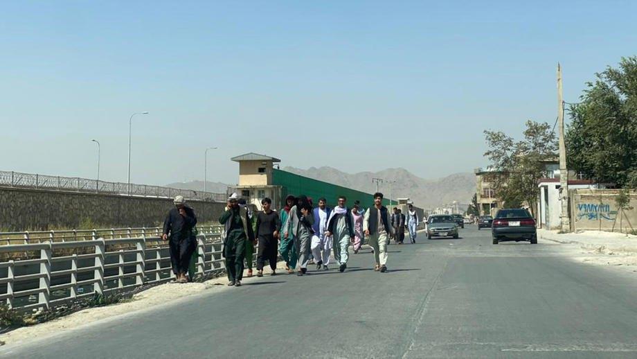 Кабул, понеділок, 16 серпня