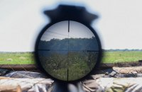 Волонтеры сообщили о сербских снайперах на Бахмутской трассе