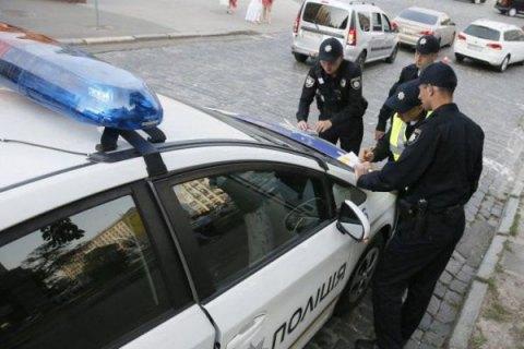 Объявлен план «Перехват»: под Киевом ограбили инкассаторов ПриватБанка