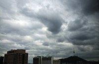 В понедельник в Киеве облачно с прояснениями, до + 1 градуса