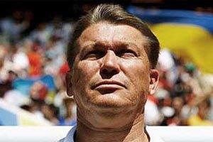 Блохин огласил предварительный состав сборной на Евро-2012