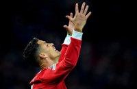 Роналду установил абсолютный рекорд еврокубков