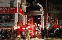 Японец умышленно направил фургон в толпу в Токио: пострадали восемь человек