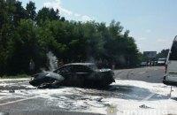 У ДТП з маршруткою в Житомирській області постраждали 24 людини