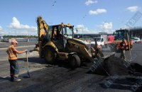 Строительство дорог обходится Украине в четыре раза дешевле, чем Европе