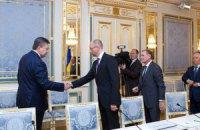 Янукович планирует подписать соглашение с Россией 17 декабря, - Яценюк