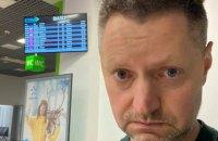 В Украину не пустили главреда российского канала RTVI